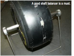 Proper Kart Wheel Balance Better Performance