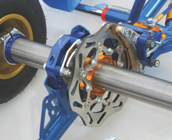 Go Kart Brakes - Maintaining and maximizing your kart's braking system